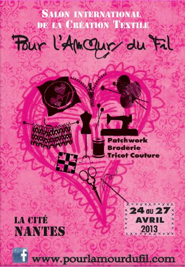 Pour Lamour du fil 2013