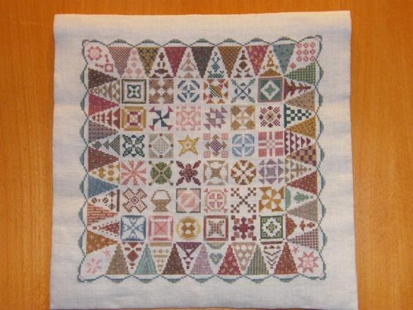 Dear Jane Cross Stitch - dutch