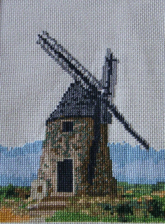 Lauragais Windmill