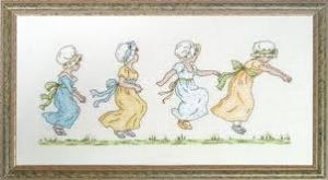 kate greenaway playtime