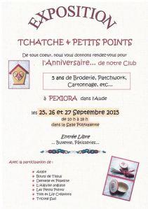 Affiche-expo-Pexiora-2015- Tchatche